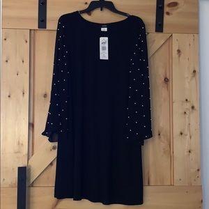 MSK Black Party dress